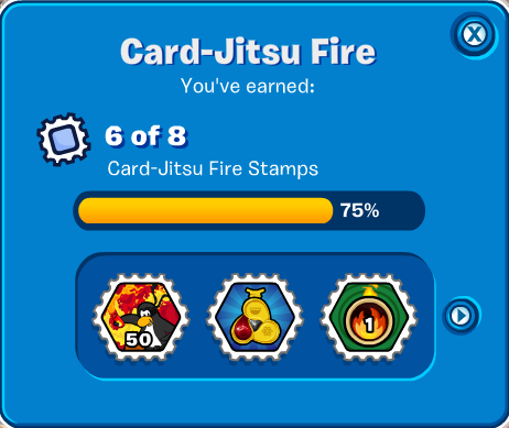 how to play club penguin card jitsu trading card game